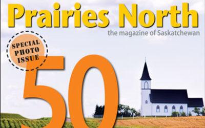 Published in Prairies North Magazine