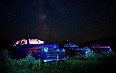 Sony a6000 and Astrophotography – A Review