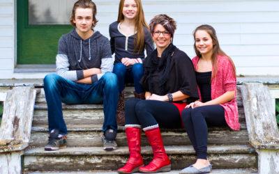 Holiday Family Photo Session