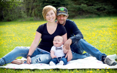 Spring Family Photo Session