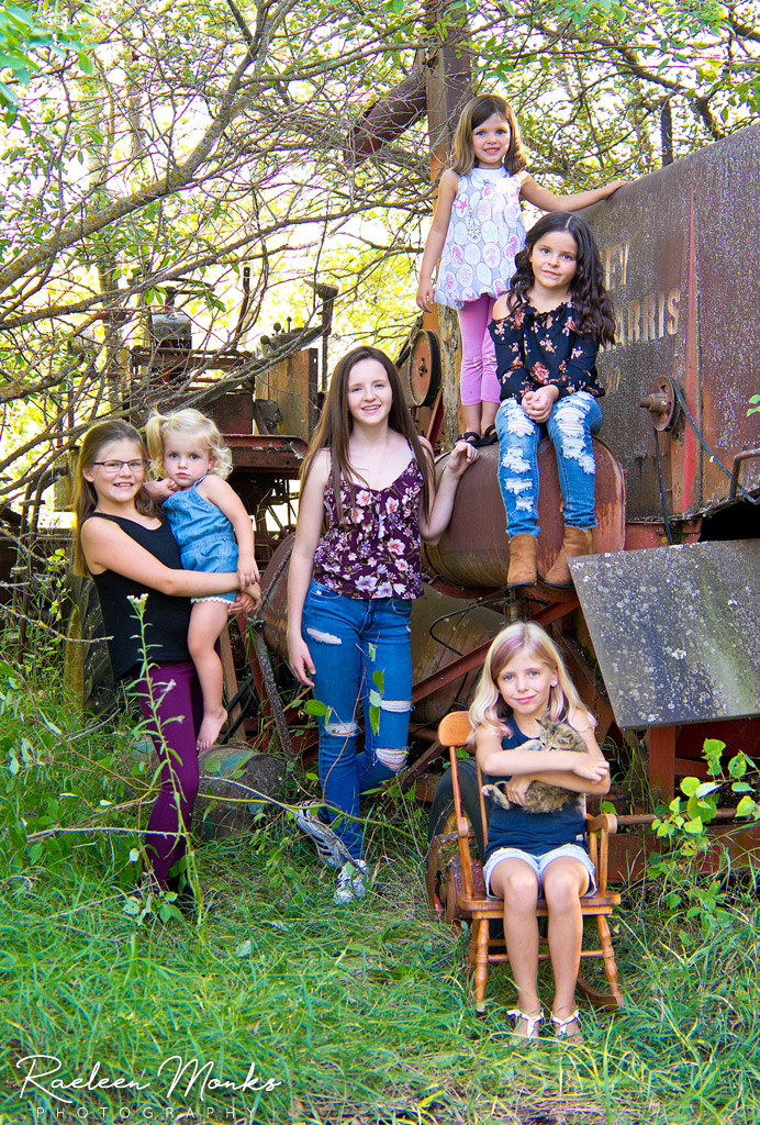 Sisters and Cousins