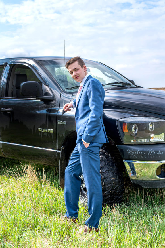 Grad with Truck