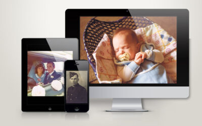 Digital Photo Restoration and Archival Services