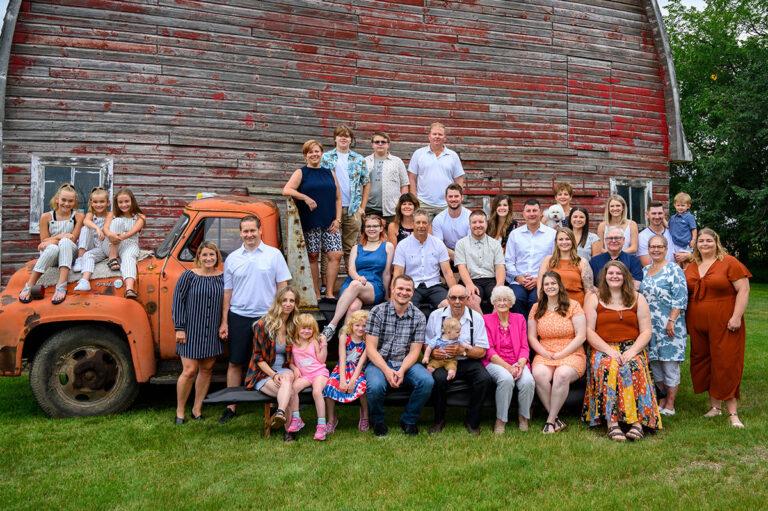 Large Family Gatherings