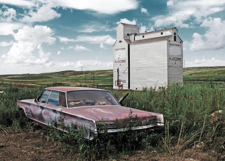 Flaxcombe, Saskatchewan