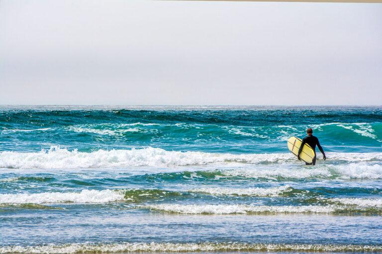 The Surf, Tofino, BC